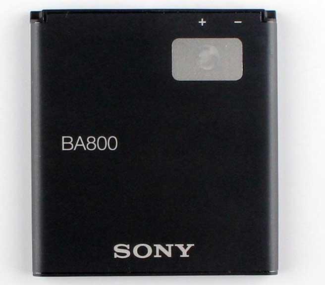 ✅Аккумулятор Sony Xperia V LT25i / BA800 (1750 mAh)