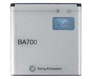 ✅Аккумулятор Sony Ericsson Xperia Neo V MT11i / BA700 (1500 mAh)