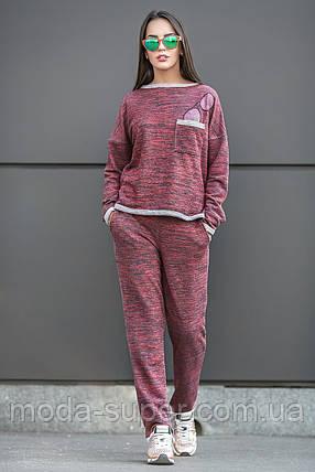 Спортивный костюм со стразами, фото 2