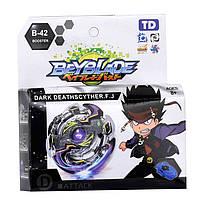Бейблейд (Beyblade) Dark Deathscyther B42