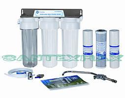 Тройная система очистки воды Aquafilter FP3-2