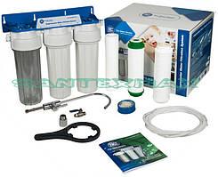 Тройная система очистки воды Aquafilter FP3-K1