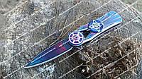 Нож спиннер CM 76 Бензиновый