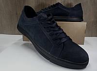 Туфли мужские из натуральной кожи больших размеров