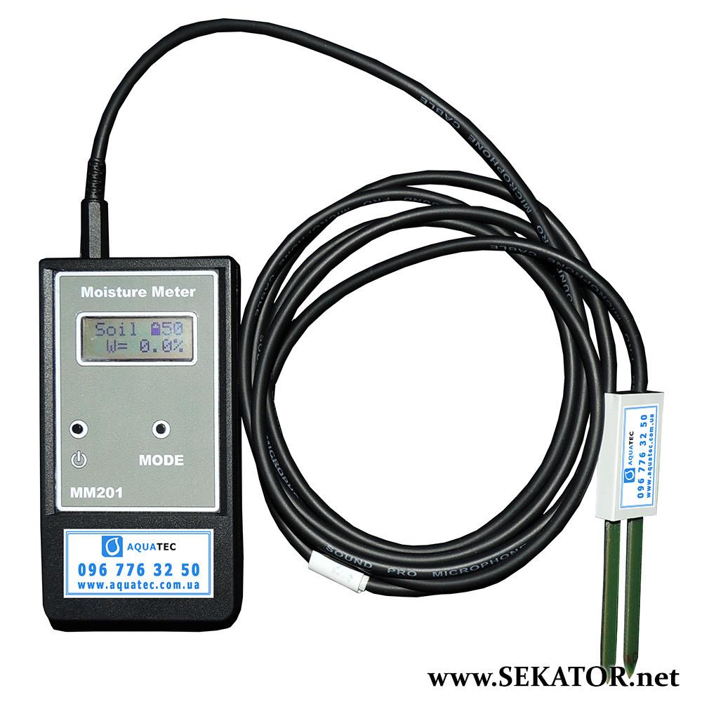 Електронний вологомір Moisture Meter MM201