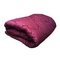 Одеяло двуспальное холлофайбер размер 180*210, ткань микрофибра.