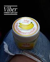 Банановый крем - бальзам от трещин на пятках и растяжек