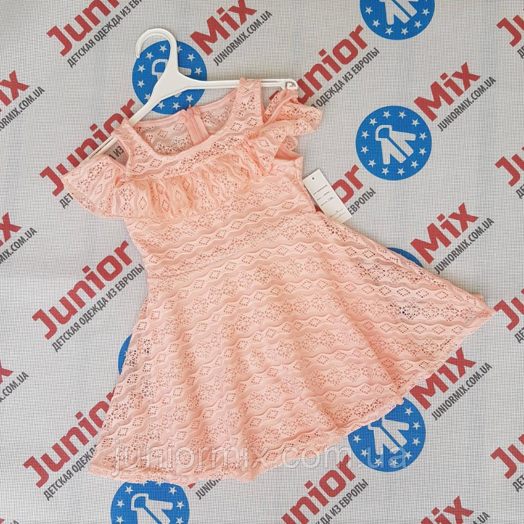 Летние детские платья для девочек оптом