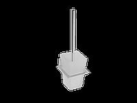BEMETA PLAZA: Туалетная щетка с держателем настенный (стекло)