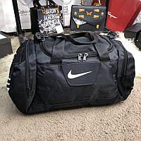 18102d1ede7c Спортивная сумка Nike Brasilia Training Duffel Bag Black дорожная найк  черная реплика
