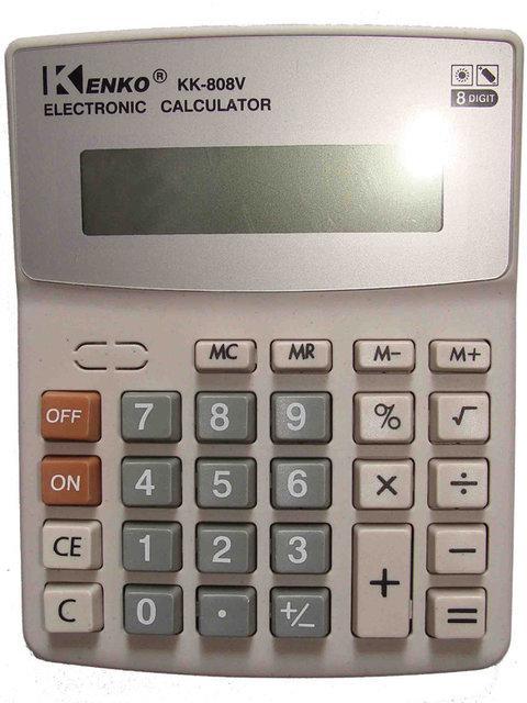 Настольный калькулятор Kenko KK-808U ( инженерный калькулятор )