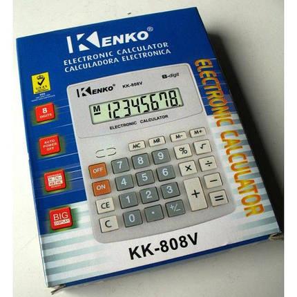 Настольный калькулятор Kenko KK-808U ( инженерный калькулятор ), фото 2