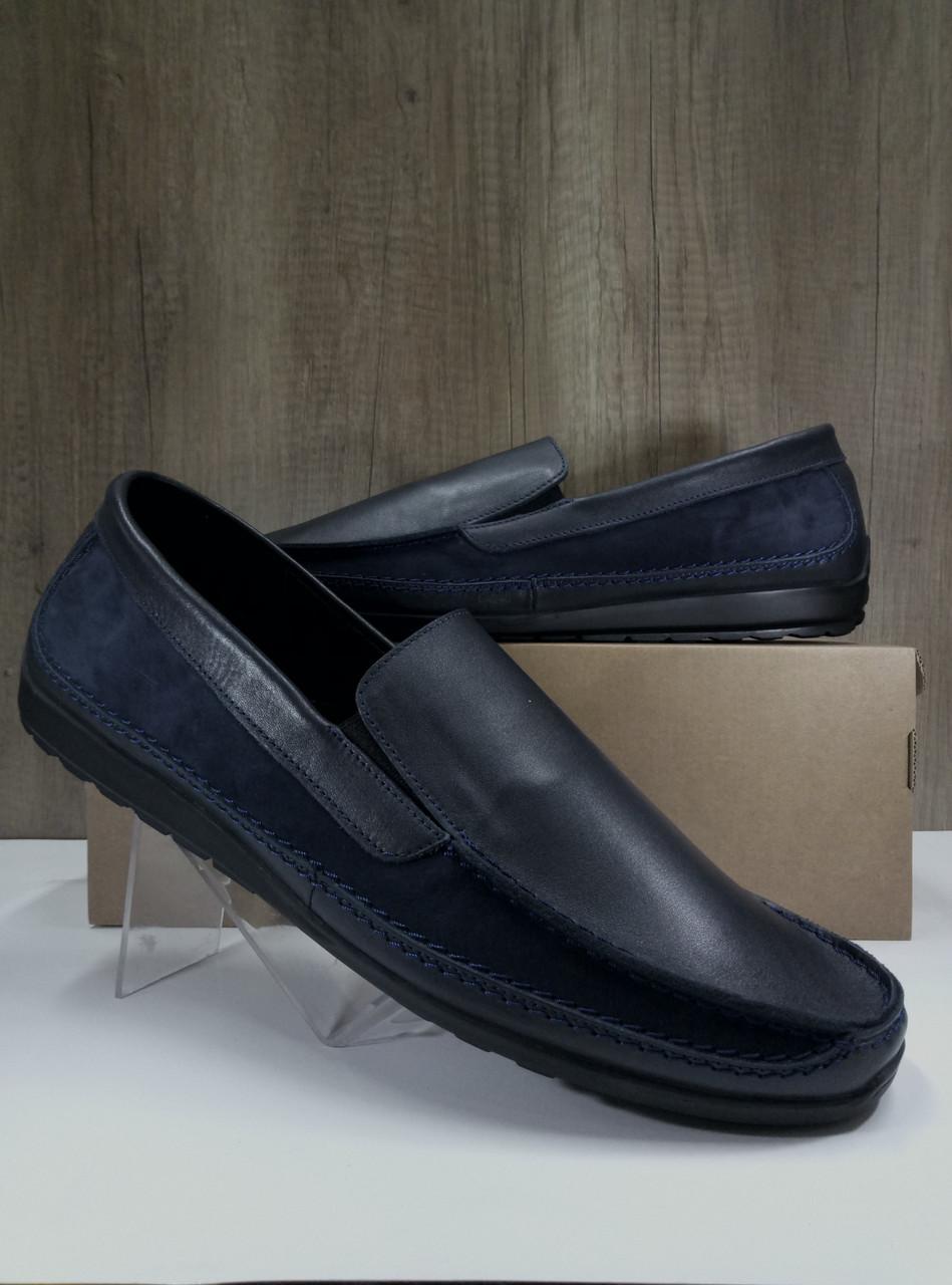 a01dbde96674 Туфли мужские из натуральной кожи больших размеров