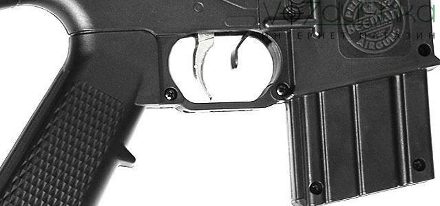 Спусковой крючок и предохранитель beeman sniper 1910gr