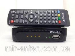 Пульт дистанционного управления для эфирных цифровых ресиверов линейки SIMAX оригинал