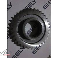 Шестерня 3 пер. (вых.вал S160G,S170G) после 2010 Geely CK/CK2 3170113611-01
