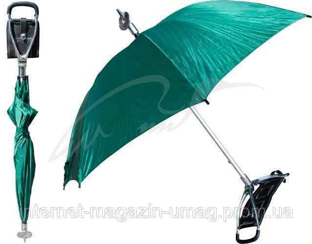 Стул-трость GoodFellow US-92033 кожа, зеленый