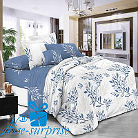 Двуспальное постельное бельё из хлопкового сатина МАДРИД (180*220), фото 1