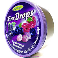 Леденцы ягодные Waldbeeren Bonbons Fine Drops 200 г