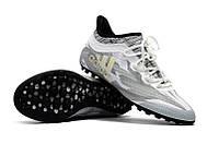 Футбольные сороконожки adidas X Tango 16.1 TF Clear Grey/White/Grey, фото 1