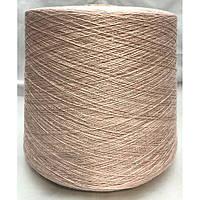Хлопок 2/33 №RX-13 Cостав: 50% хлопок, 50% акрил Пряжа в бобинах для машинного и ручного вязания