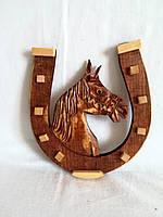 Підкова з конем