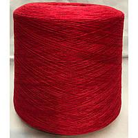 Хлопок 2/33 №392653 Cостав: 50% хлопок, 50% акрил Пряжа в бобинах для машинного и ручного вязания