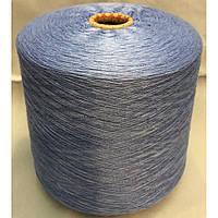 Хлопок 2/33 №392665 Cостав: 50% хлопок, 50% акрил Пряжа в бобинах для машинного и ручного вязания