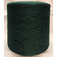 Хлопок 2/33 №17860 Cостав: 50% хлопок, 50% акрил Пряжа в бобинах для машинного и ручного вязания