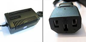 Зарядний пристрій для електро велосипеда 36V