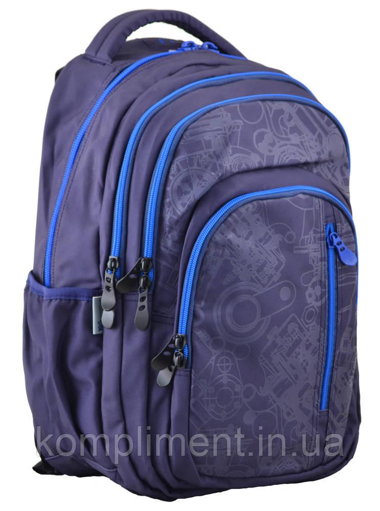 Рюкзак школьный подростковый  T-52 Wheel, 43*32*14 , YES