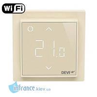 Терморегулятор DEVIreg Smart Wi-Fi IVORY, фото 1