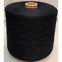 Хлопок 2/33 №382455 Cостав: 50% хлопок, 50% акрил Пряжа в бобинах для машинного и ручного вязания