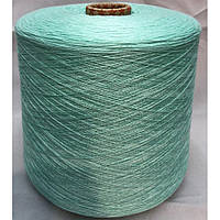 Хлопок 2/33 №18559 Cостав: 50% хлопок, 50% акрил Пряжа в бобинах для машинного и ручного вязания