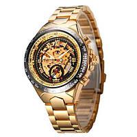 Механические мужские часы WINNER ACTION GOLD, фото 1