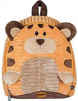 Детский рюкзак-игрушка Сool For School Tiger, CF86115, оранжевый