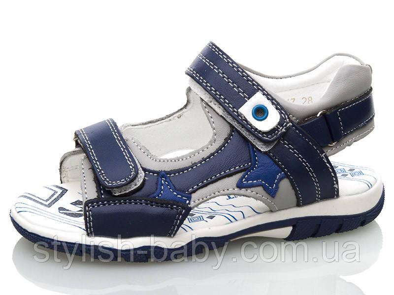 Детская коллекция летней обуви 2018. Детские босоножки бренда Paliament для мальчиков (рр. с 27 по 32)