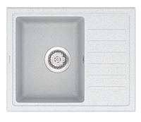 Кварцевая кухонная мойка 55,5*45 Vankor Lira LMP 02.55 Sahara