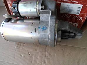 Стартер редукторный 5702.3708 на ВАЗ 010,1118 Калина, фото 2
