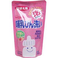 Засіб для миття дитячих пляшечок - змінний блок (Wakodo Japan), 250 мл