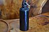 Алюминиевая фляга без надписи 500 мл, черная