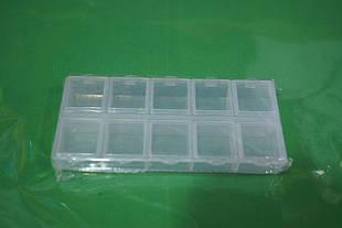 Тара для сыпучих материалов 10 ячеек 1.5*1.5*2
