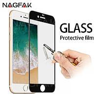 ЗD защитное стекло на iPhone 6 / 6s black