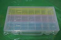 Кейс для хранения и транспортировки сыпучих материалов 21 ячейка  2*3*2.5