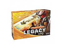 Пандемия: Наследие 2 желтая настольная игра, Pandemic Legacy: Season 2, для 2-4 игроков