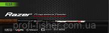 Фидерное удилище ZEMEX Razer Flat Method Feeder 14ft до 140гр - 2018