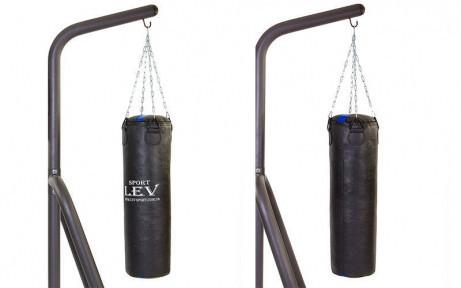 Мешок боксерский Цилиндр Кирза h-120см ЛЕВ UR LV-2810 (наполнит.-ветошь, d-33см,вес-50кг)