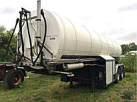 Цистерна для перевозки углекислоты (диоксида углерода, СО2), фото 1