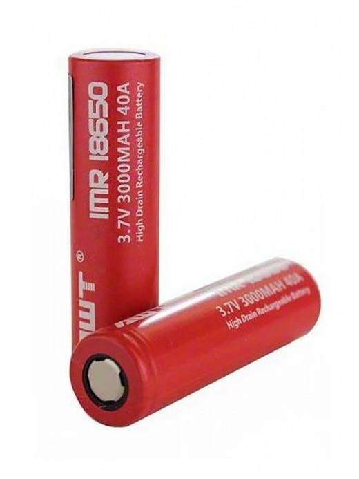 Батарейка BATTERY 18650 AWT red для сигарет