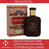Evaflor Double Whisky Pour Homme EDT 100ml (туалетная вода Евафлор Дабл Виски Пур Хом )